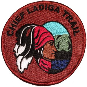 Chief Ladiga Patch 600px