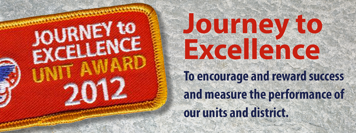 Journey to Excellence