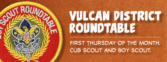 Vulcan District Roundtable