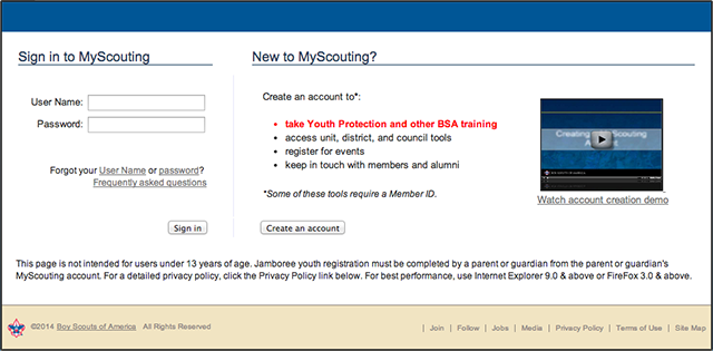 MyScouting