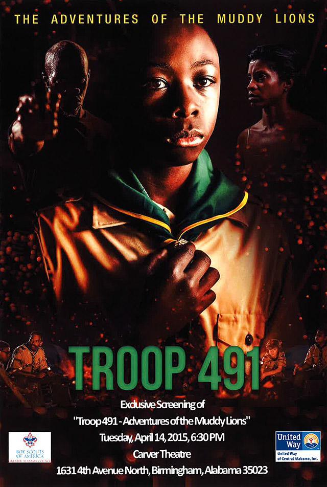 Troop 491 Movie