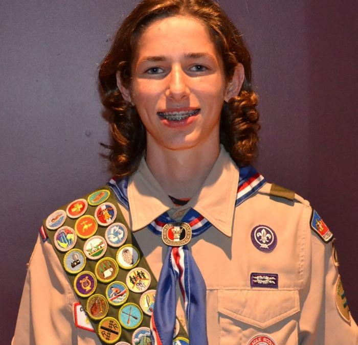 Bennett Clarke – Eagle Scout