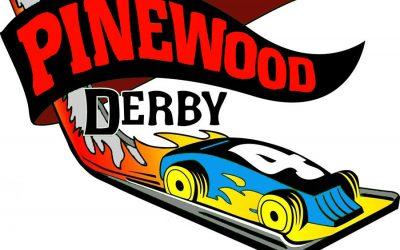 2017 Vulcan District Pinewood Derby Winners