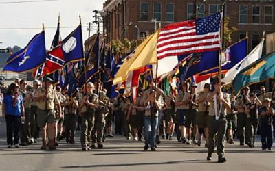 Wanted: Scouts To Carry Flags on Veterans Day