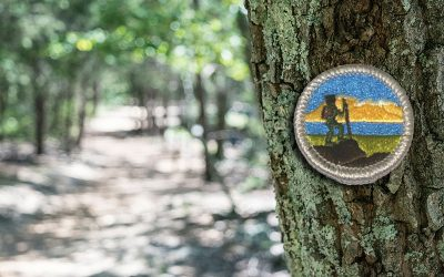 20-mile hike is December 22nd at Oak Mountain State Park
