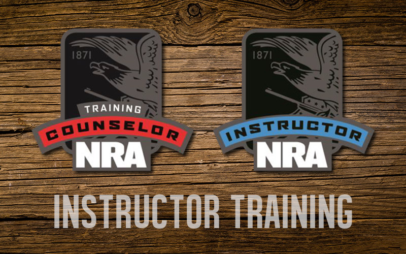 Get Ready for NRA Instructor Training!