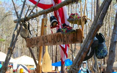 Camporee is this weekend!