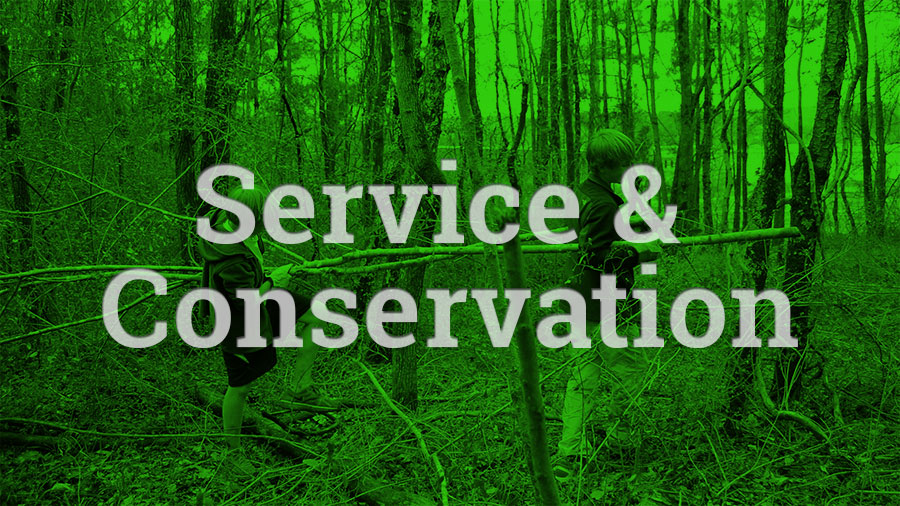 Service and Conservation Hours Available at Red Mountain Park