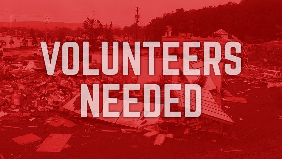 Fairfield Cleanup Volunteers Needed