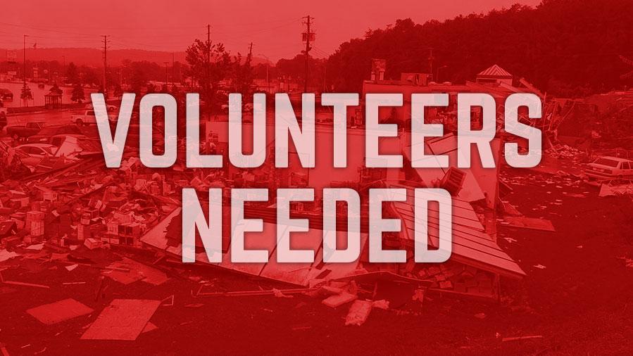 Fairfield Cleanup Volunteers Needed