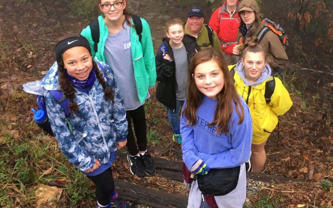 Venture Crew 76 goes on Camping 101 overnighter