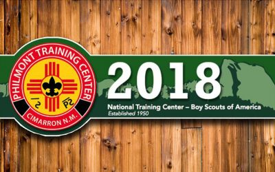 Apply for a scholarship to attend Philmont Training Center