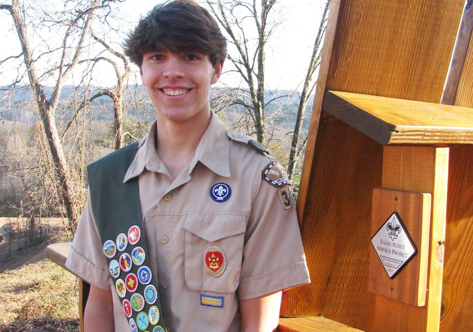 Troop 320 Honors Newest Eagle Scout – William Gerry Krueger, Jr.