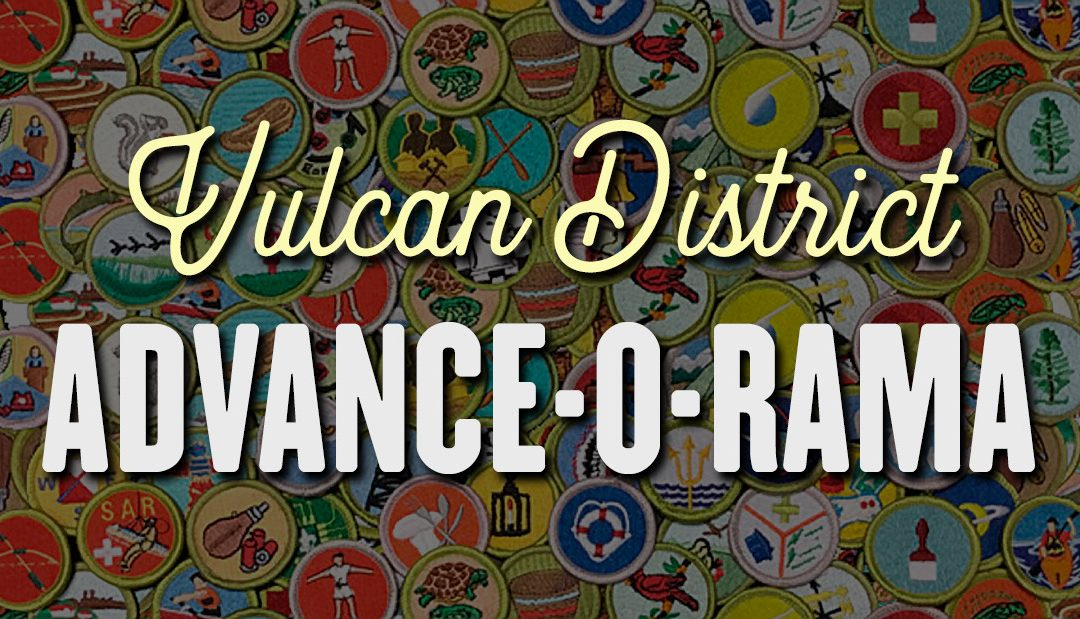 Vulcan Advance-O-Rama is August 25, 2018