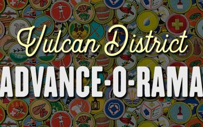 Vulcan Advance-O-Rama is August 25, 2018
