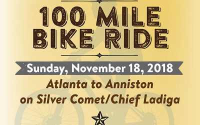 100 Mile Bike Ride 2018