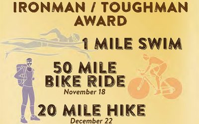 Ironman / Toughman Award 2018