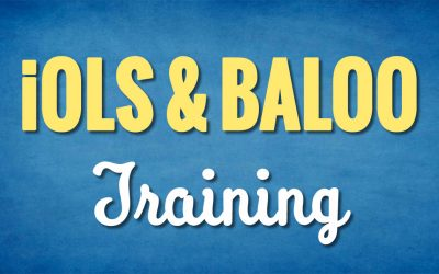 iOLS & BALOO Training October 12-13, 2018